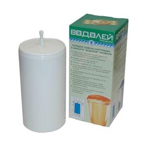 Картридж для фильтра Водолей Премиум, для уменьшения жесткости воды